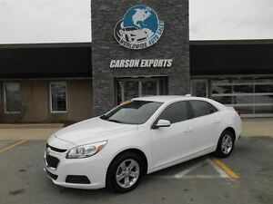 2016 Chevrolet Malibu LT! LOOK ONLY 53K! FINANCING AVAILABLE!