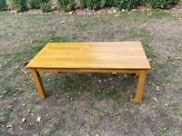 Coffee table £5