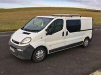 Campervan - Vauxhall Vivaro, Motorhome, Stealth Camper, Camper, Van