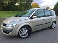 7 SEATER**RENAULT GRAND SCENIC 1.9 DCI PRIVILEGE**7 SEATER**1/2 LEATHERS**