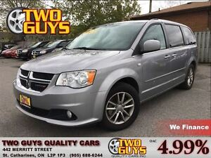 2014 Dodge Grand Caravan SXT 30TH ANNIVERSARY EDITION!!!