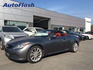 2010 Infiniti G37 Premium * Navigation * Hard-top convertible *