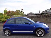 (2006) FORD FIESTA ST 150 Performance Blue LOW MILEAGE, FSH, 9 STAMPS, UNMODIFIED, STANDARD EXAMPLE