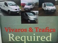 VIVARO TRAFIC PRIMASTAR NON RUNNER FAULTY INJECTOR TIMING CHAIN SPARES REPAIR ENGINE GEARBOX