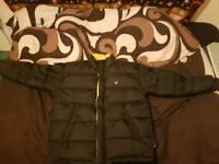 Caveline Sports Puffer Coat