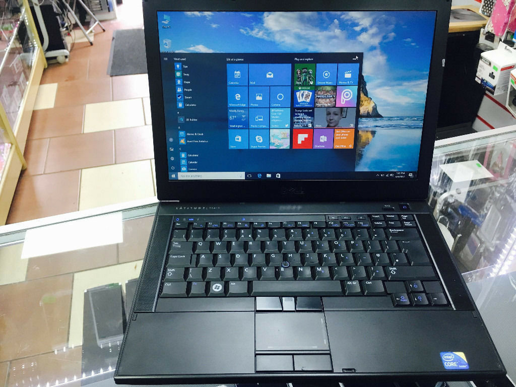 FAST INTEL CORE i5 DELL LATITUDE E6410 LAPTOP, 14 1 SCREEN  WIFI, 160GB HDD  | in Balsall Heath, West Midlands | Gumtree