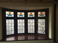 Double Glazed Curved Window