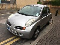 Nissan Micra S 2005 1.2 Petrol Very Low Miles and Long Mot £1100 ovno