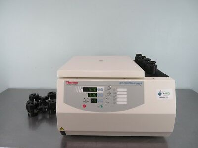 Thermo Iec Cl31r Refrigerated Centrifuge With Warranty See Video