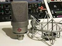 Mint Condition Neumann TLM 103 studio set for sale