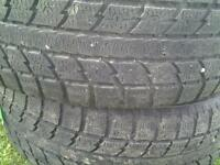 225/55R19 WINTER TIRES