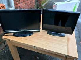 selection of second hand tv's at the right money