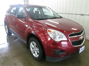 2010 Chevrolet Equinox LS FWD, OnStar, 17 Wheels, Air Conditioni