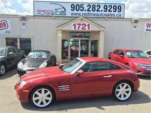2004 Chrysler Crossfire Rare Vehicle, WE APPROVE ALL CREDIT