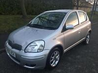 2005 Toyota Yaris 1.3 VVT-i Colour Collection 5dr Low Mileage! Not Corsa Micra