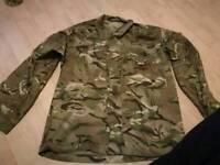 British Military Shirt