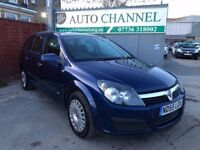 Vauxhal Astra 1.8i 16v