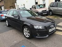 AUDI A4 2.0 TDI AUTOMATIC DIESEL 2011 LOW MILEAGE RECENT TIMING BELT 6 STAMPS 1 YEAR MOT HPI CLEAR