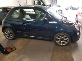 2013 fiat 500 breaking for parts only