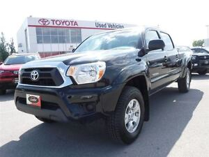 2015 Toyota Tacoma V6 TOYOTA CERTIFIED PRE OWNED