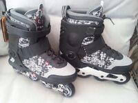 K2 il capo roller blades skates brand new