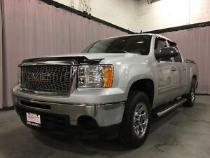 2011 GMC Sierra 1500 SL NEVADA EDITION Short Box Crew Cab 4WD 4.
