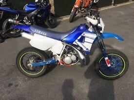 Yamaha DT125 sold