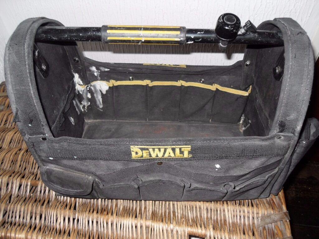 DeWalt Open Tote Tool Bag 45cm 18in Sunderland, Tyne and WearGumtree - DeWalt Open Tote Tool Bag 45cm 18 DeWalt Open Tote Tool Bag 45cm 18 DeWalt Open Tote Tool Bag 45cm 18 £10