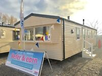 Brand New 2016 model Willerby Mistral static holiday home for sale at 4 Star Regent Bay