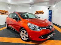 2014 RENAULT CLIO 1.2 DYNAMIQUE MEDIANAV ** LOW MILES ** FULL RENAULT SERVICE HISTORY **