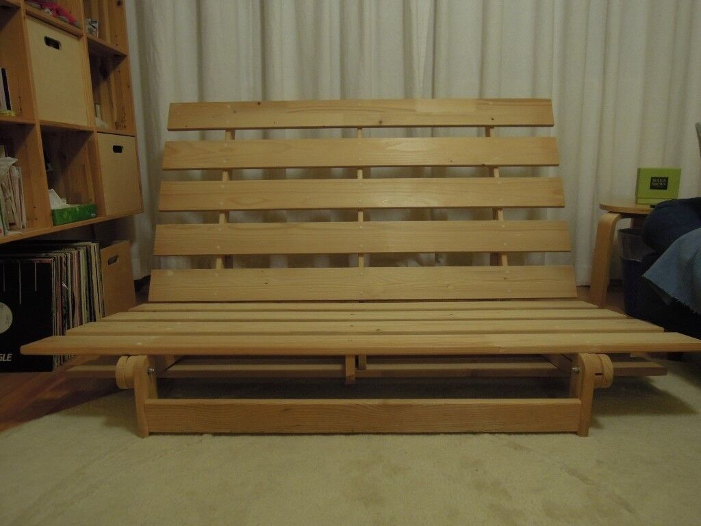 Pre Loved Futon Chair Bed Base No