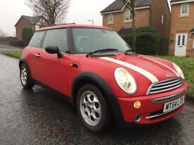 Mini Cooper 12 months MOT and panoramic roof
