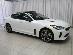 2018 Kia Stinger SEDAN. THE NEW GT AWD - 3.3L TWIN TURBO. THIS I
