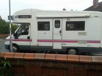 Autotrail cherokee.5 berth.end cassette toilet seperate shower.reversing camera,new exhaust,