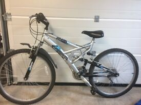 Triumph boys and Raleigh girls bicycles for sale. Superb condition.