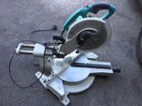 Bosun sliding mitre Saw