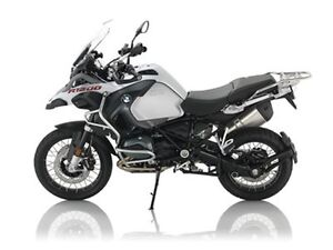 2017 BMW R 1200 GS Adventure Light White