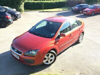 Ford Focus Automatic Zetec 1.6L (2007)