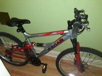 Mens Apollo Radar Mountain Bike
