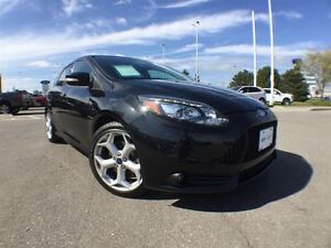 2014 Ford Focus ST,Ext Warranty Inc+Fin at 1.9% up to 72 months!