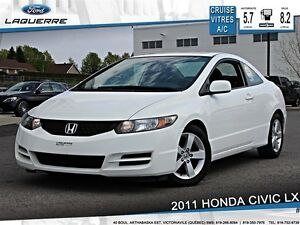 2011 Honda Civic **LX*AUTOMATIQUE*CRUISE*A/C**