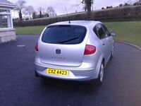 Seat Altea 2007 Reference 1.9 Tdi 105bhp. Very Clean for age & Mileage MOT'd untill Dec 17