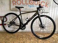 Radial Compel hybrid bike
