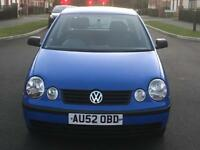 AUTOMATIC VW POLO 1.4 S 5 DOOR HATCHBACK