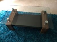 Glass Centre Table available for sale