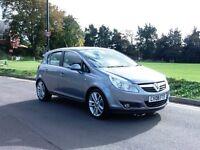 Vauxhall Corsa 1.4 i 16v Design 5dr (a/c),,,,,,,,£3,295 p/x considered
