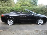 FORD FOCUS CC2 COUPE 2.0 LTR PETROL CONVERTIBLE 2007