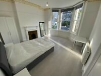 Stunning, furnished/unfurnished, newly refurbished 1 bedroom ground floor flat in Central Hove!