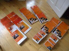 CFA LEVEL 1 & 2 STUDY BOOKS