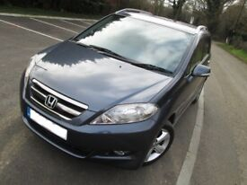 Honda FRV FR-V Ex I-CDTi 2.2 Diesel Top Of the Range, 6 Seater, Great Car, 1st to see will buy!
